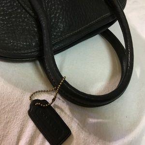 Coach Bags - SOLD! COACH SONOMA Vintage Leather Dome Satchel